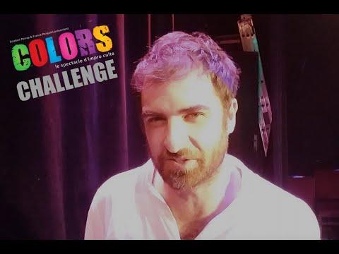 Colors challenge - Gregory Montel