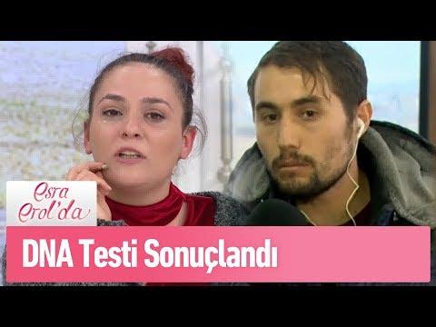 DNA testi sonuçlandı - Esra Erol'da 19 Şubat 2019