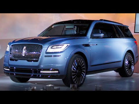 Ford's CEO Gave Us a Preview of the New Navigator