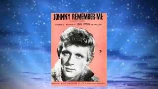 John Leyton :::: Johnny Remember Me.