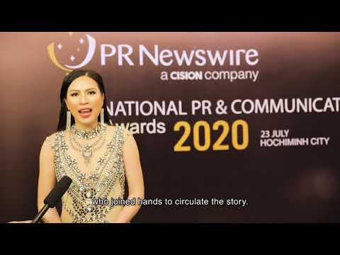 PR Newswire Vietnam National PR & Communications Awards 2020 Gala Ceremony #PublicRelations #Comms