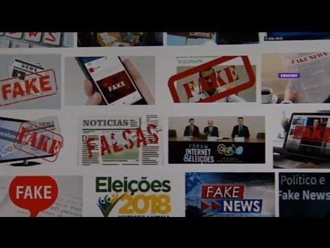 Acordo proposto pelo TSE a partidos visa reduzir disseminação de notícias falsas – 14/08/18