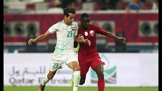 قطر 1-2 العراق | المنتخب العراقي ينتصر في افتتاح خليجي 24