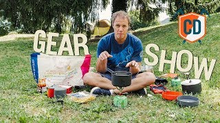 Matt's Favourite Camping Food Cooked With MSR Gear | Climbing Daily Ep.1238