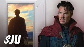 Marvel Loses Doctor Strange Director | SJU