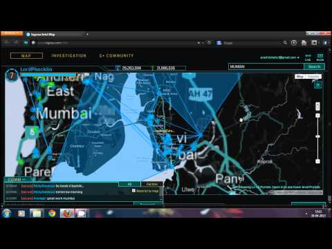 INGRESS Resistance dominance and fields in MUMBAI