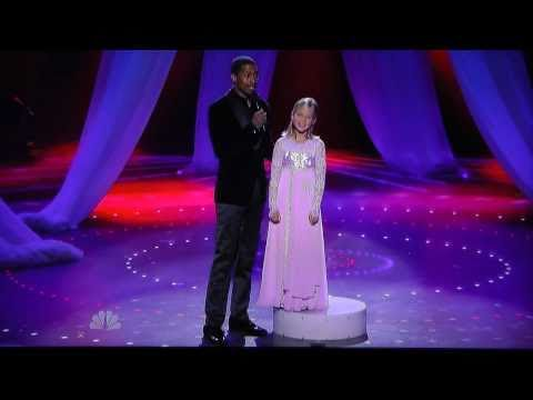 Jackie Evancho Stunning Performance!! ...in Beautiful HD.
