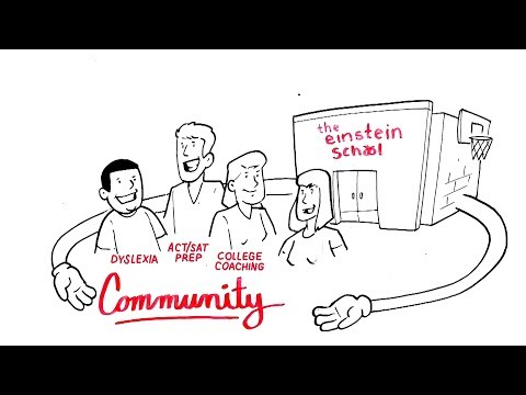 The Einstein School: Supporting Our Community
