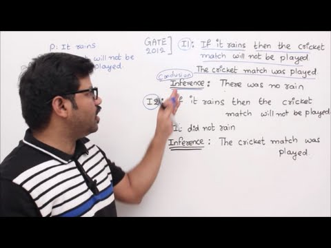 DM-17-Propositional Logic - Validity, Satisfiability, Logical implication, Inference system