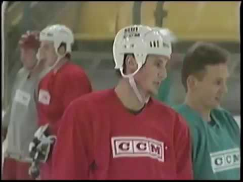 Fedorov-Detroit Red Wings