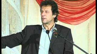 Imran Khan in Manchester Covered by DM DIGITAL TV (15-10-11) Episode 2