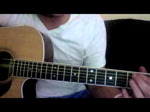 Foster The Peoples Pumped Up Kicks Guitar Tutorial Youtube