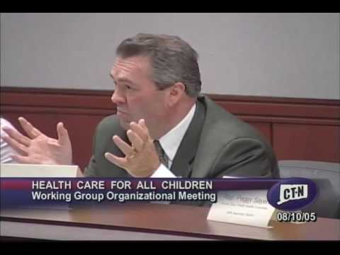 Health Care for Children Initiative: Working Group Part 2