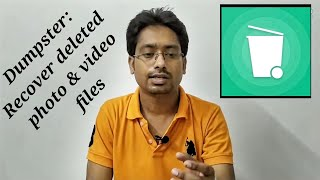 Dumpster: Recover your deleted photo & video on Android screenshot 3