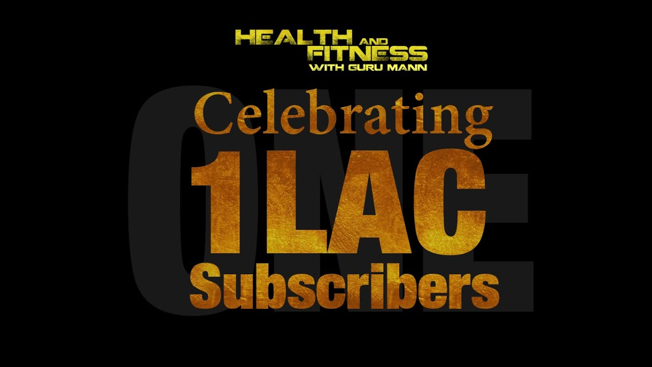 Celebrating 1 LAKH SUBSCRIBERS | Thank you for your LOVE & SUPPORT