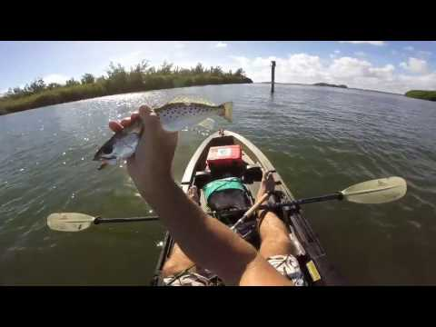 Vero Beach Kayak Fishing Guide