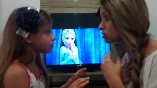 Por uma vez na eternidade - parte 2 - Frozen (dub)