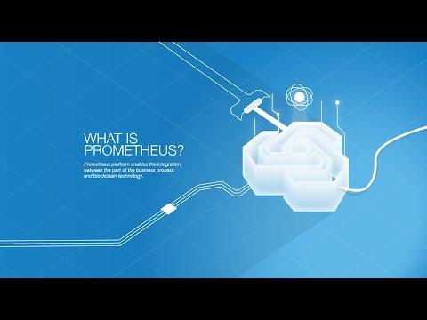 [ICO] Prometheus - Интеграция бизнеса в блокчейн | ОБЗОР ПРОЕКТА