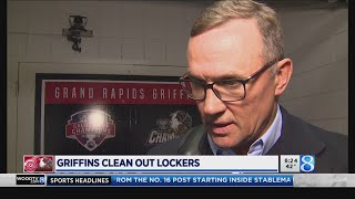 Yzerman on Griffins program: 'We'll do everything to make it even better'