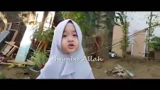Ya nabi salam alaika | Naat | by little cute girl