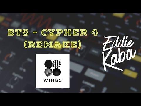 BTS - CYPHER 4 - Eddie Kaba [Instrumental] (Remake)