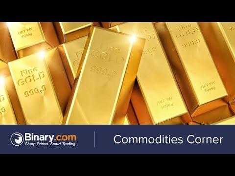 The Commodities Corner - 16 October 2015