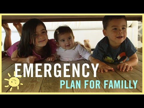 TIPS | Emergency Planning for Family