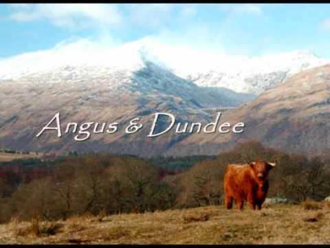 Scotland - Angus & Dundee