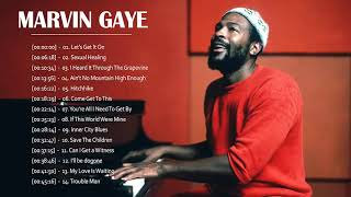 Marvin Gaye Gretaest Hits Playlist - Best Songs Of Marvin Gaye Collection - Marvin Gaye Top Hits