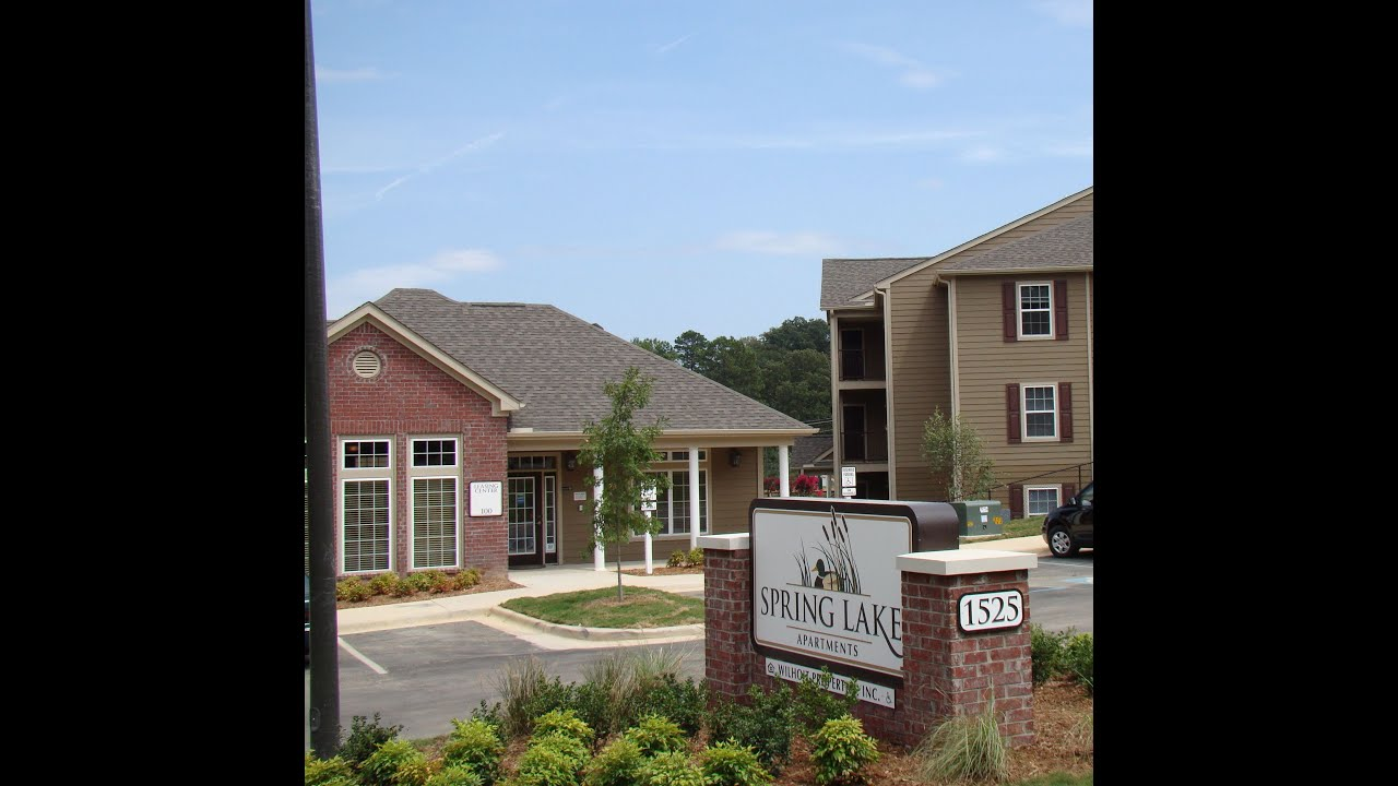 Spring Lake Apartment Homes Cleveland Tennessee