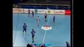 SKA(Minsk) - Dinamo(Minsk) Handball. СКА Минск - Динамо Минск. Гандбол