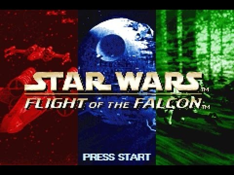 Game Boy Advance Longplay [099] Star Wars: Flight of the Falcon
