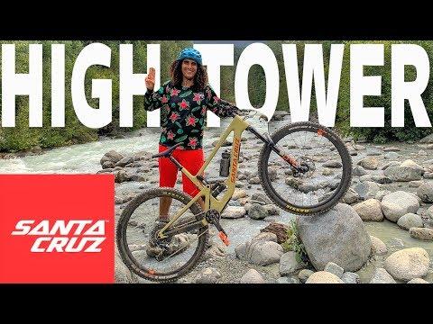 Better Than A Megatower? New 2020 Santa Cruz Hightower Review!