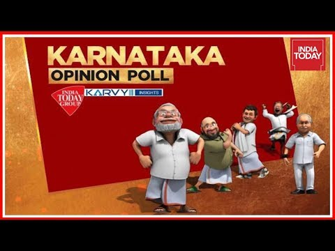 Karnataka Opinion Polls  Who Will Form Government : Congress Or BJP ?