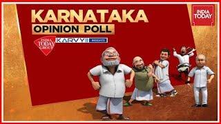 Karnataka Opinion Polls | Who Will Form Governm...