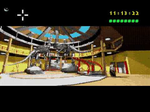 Sega CD Jurassic Park