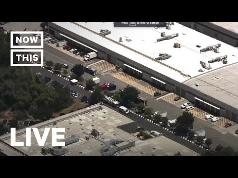 Authorities Respond to Hazmat Situation at Facebook HQ | NowThis