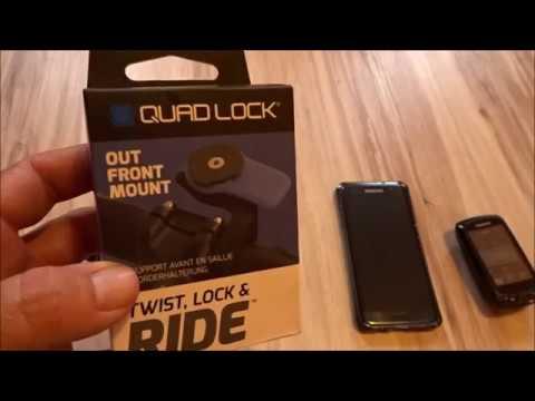 uk availability 2fb35 90948 Quad Lock for Samsung Galaxy S7