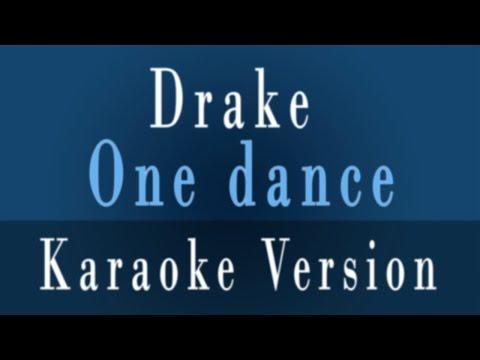 One Dance - Drake (Karaoke)