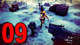 "Black Ops 3 ""NIGHTMARES"" - Part 9 - World War II Zombies!! (Zombies Campaign Mode)"