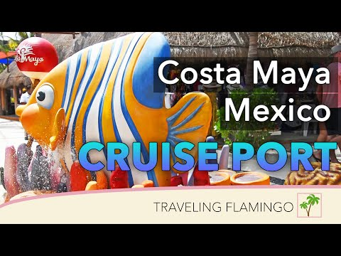 🇲🇽 Costa Maya Cruise Port 🇲🇽 | Should You Cruise Here? | Cruise Port Review | 2019