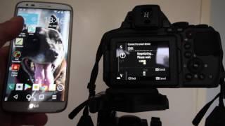 Free Remote Control for Nikon Coolpix P900