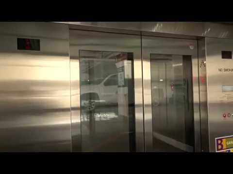 Kone Scenic Elevators East Economy Parking Garage B Phoenix Sky Harbor Airport Phoenix, AZ