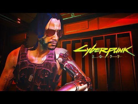 'Cyberpunk 2077': Watch New 14 Minutes of Gameplay in 4k