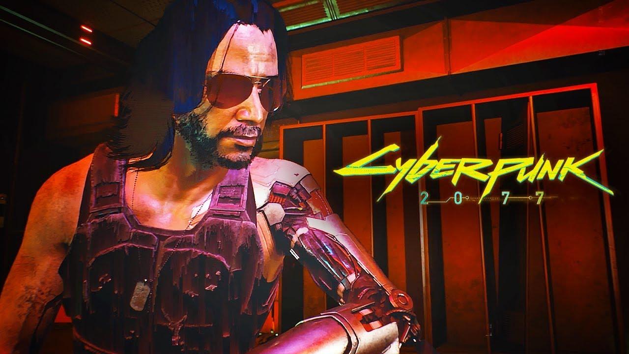 Cyberpunk 2077 - Official 4K Gameplay Deep Dive