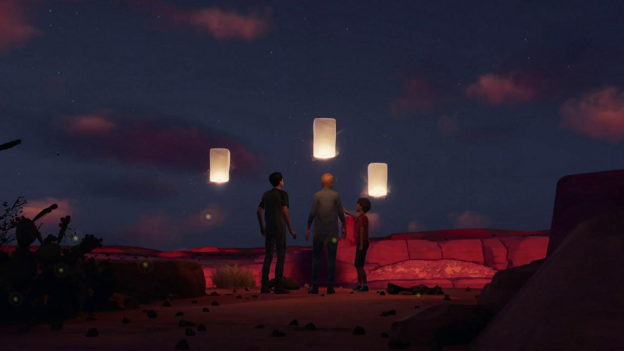 Life Is Strange 2 Lanterns Wallpaper Youtube