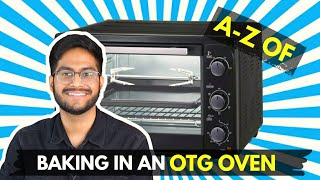 HOW TO USE AN OTG OVEN- Beginner's Guide | HOW TO BAKE IN OTG OVEN| HOW TO PRE-HEAT OTG OVEN