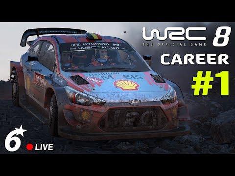 WRC 8   Career #1