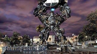 Игровой мультик про РОБОТОВ. Transformers: The Game - ДО ПОСЛЕДНЕГО | СПАСТИ БАМБЛБИ - 10 серия