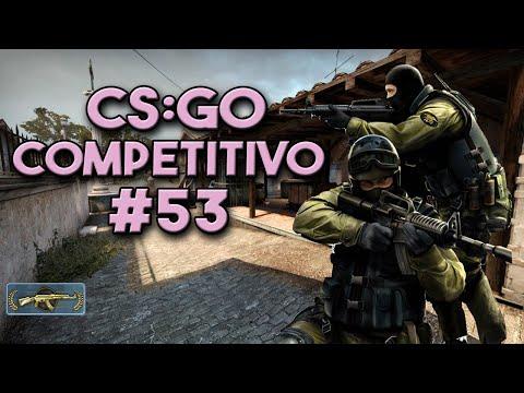 CS:GO COMPETITIVO #53 Desta vez fomos... xD (c/Tiagovski)